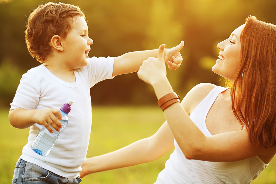 What does co-parenting after separation or divorce mean?