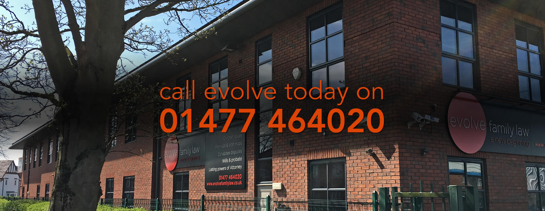 Contact Evolve Family Law