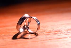 Civil Partnerships - Wedding Rings