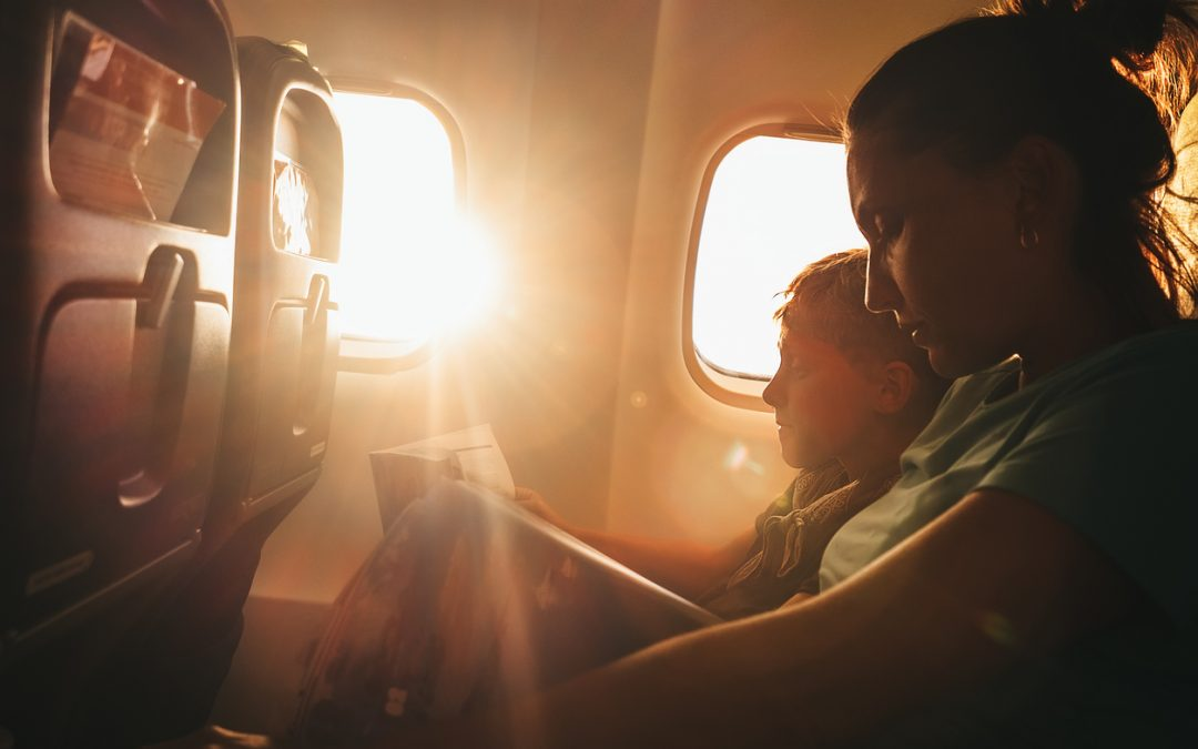 Can I take my child abroad without the father's consent?