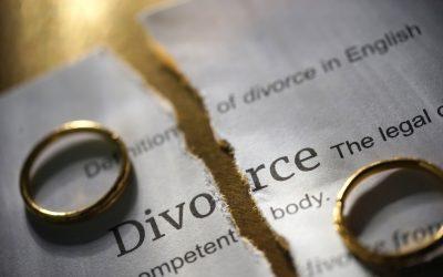 Divorce and Dementia