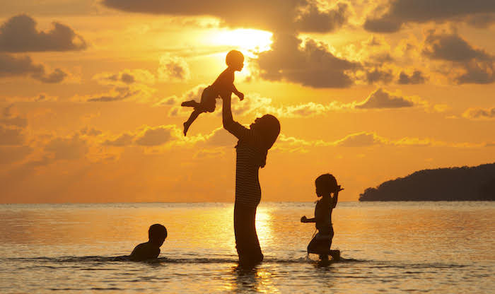 Can a Father Stop a Mother Taking Their Child on Holiday?